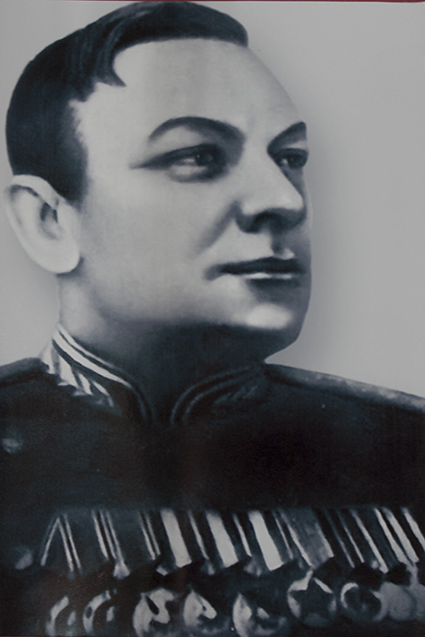 Ахутин Михаил Никифорович